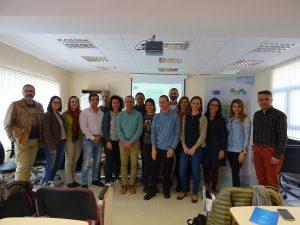 Η Ατλαντίς Συμβουλευτική Κύπρου στη Συνάντηση του έργου REMB στη Murcia.